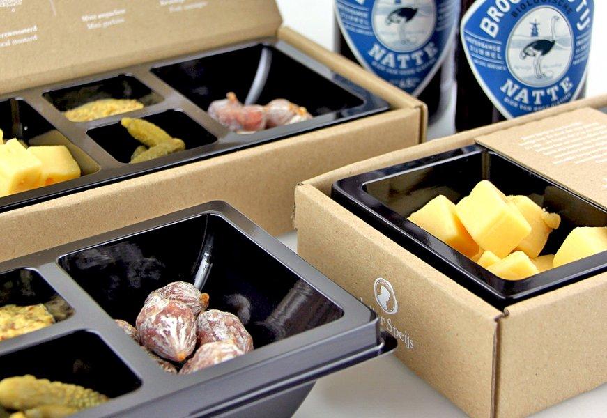 Voedsel verpakkingen